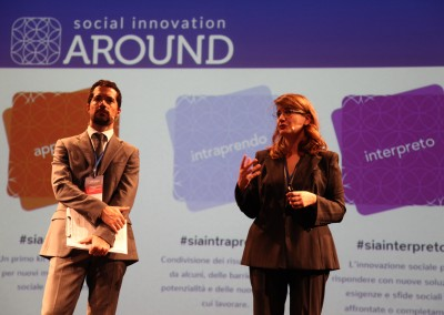 La presentazione di Social Innovation Around 2014