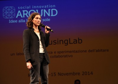 Rossella Bearzatto, Housing Lab e Sharing Economy