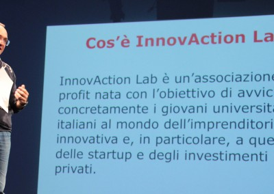 Prof. Carlo Pratesi, story e feedback Innovation Lab