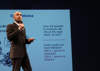 Francesco Pannuti, CEO Nethical storytelling Vitaever
