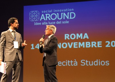 Momenti di apertura del Social Innovation Around 2014